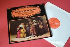 RCA CCV 5020 Rossini Overtures William Tell Barber of Seville etc CSO Reiner