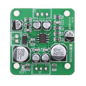 Details about NE5532 Audio Amplifier Module Board Replaces 4558 LM833  LT1057 AD827 OPA2604
