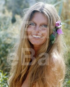 Brigitte Bardot 10x8 Photo