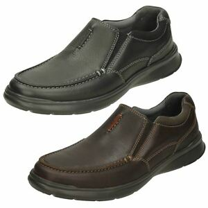 Zapatos Clarks 'cotrell Sin Casuales Hombre Cordones Gratis' qqx145wZr