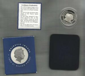 1999-ONE-DOLLAR-SILVER-PROOF-MAJESTIC-IMAGES-FINE-SILVER-ONE-TROY-OUNCE