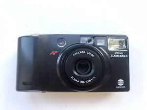 appareil photo argentique compact MINOLTA RIVA zoom 105 EX