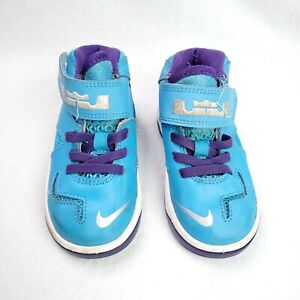 Nike Lebron James Toddler Shoes Sz 7C