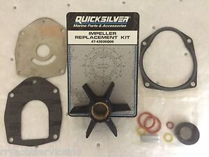 WATER PUMP KIT 47-8m0100526 MERCURY MARINER 75 90 115HP FOURSTROKE OUTBOARDS