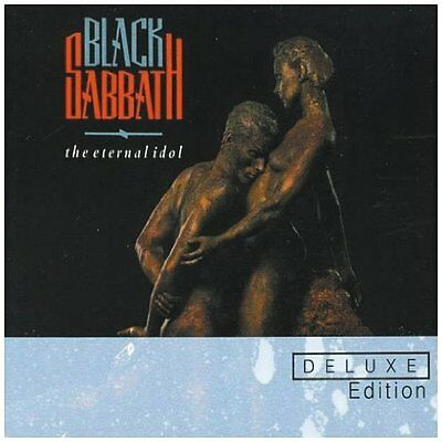 Black Sabbath - Eternal Idol (Deluxe) NEW 2 x CD
