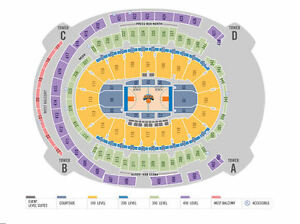 Details About 2 Tickets New Orleans Pelicans At York Knicks 11 15 Madison Square Garden