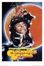 CLOCKWORK ORANGE MOVIE POSTER (91x61cm) ONE SHEET PICTURE PRINT NEW