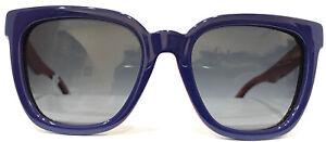 af80ac53941dc Brand New Fendi 0121 F S MFWHD Sunglasses Blue   Orange 53-20-140 ...