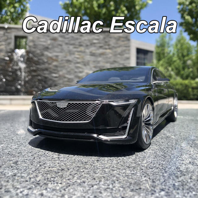 Concept Cars For Sale >> 1 18 Scale Cadillac Escala Concept Car Model Diecast Model New In Box Small Gift