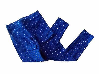 NWT Girl/'s Gymboree Pocketful of Sunshine polka dot blue leggings pants ~ 5 6
