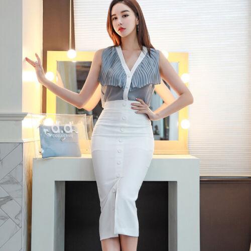 Habiller Blanc Court Fourreau Vêtements Gris Des Long Événement Slim Robe Doux 7X4OqXr