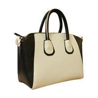 Ladies New Designer Celebrity Tote Shoulder Bag Satchel Faux Leather Handbag