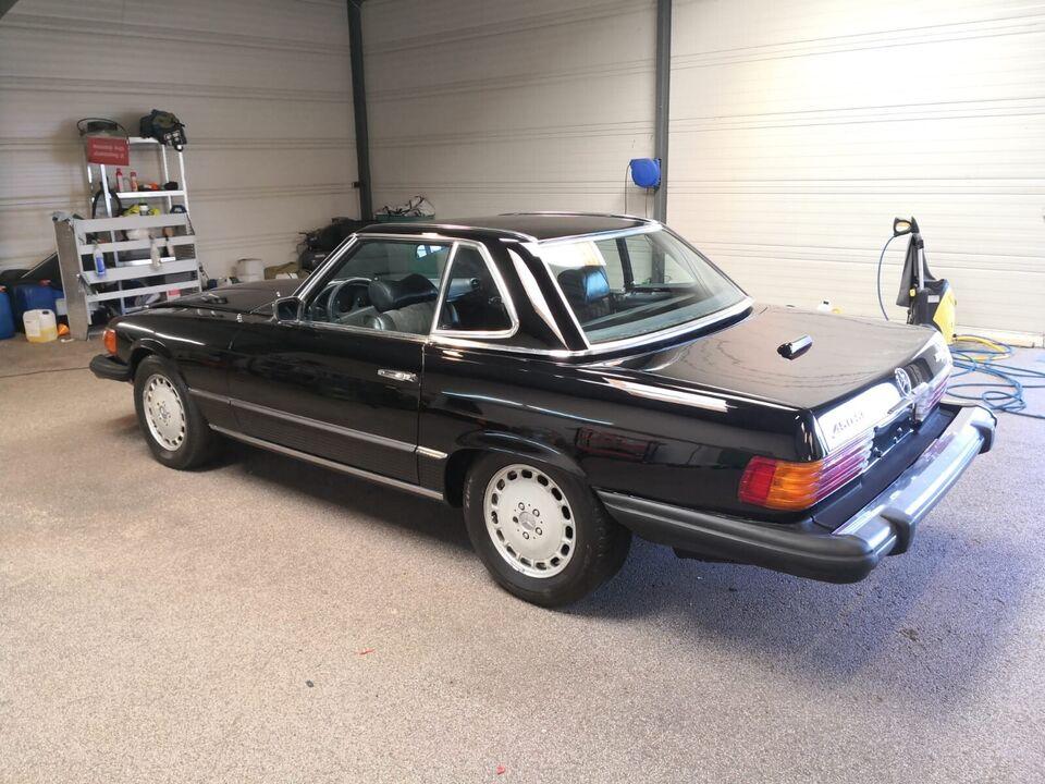 Mercedes R107- SL 450