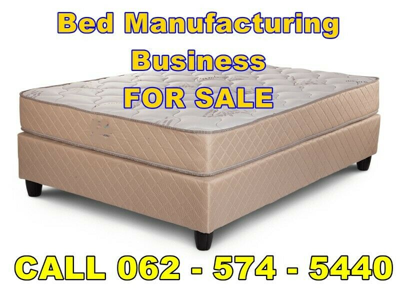 Factory Making beds for sale 140000 equipment sale