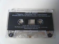"""LIFE OF AGONY """"TANGERINE"""" 3 TRACK SAMPLER CASSETTE TAPE PROMO ROADRUNNER 1997"""