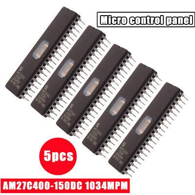 5pcs AM27C400-150DC 27C400 AMD UV EPROM DIP-40