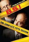 Penn Teller Bullshit Season 5 0097368920545 DVD Region 1 P H
