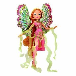 Courageux Winx Club Dreamix Fairy Flora Poupée Serie Tv 27 Cm CaractèRe Aromatique Et GoûT AgréAble