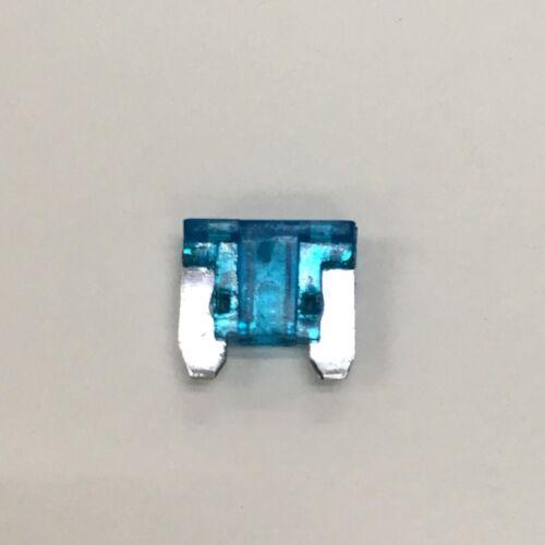 15A Low Profile Mini Micro Fuse 15 AMP for TOYOTA HONDA Replacement x 20 pcs#gtc