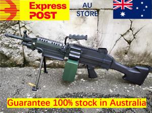 SAW-M249-V4-NYLON-UPGRADED-GEL-BLASTER-GELS-MAG-FED-ADULT-SIZE-100-AUS-STOCK