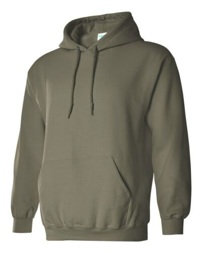 Hooded Sweatshirt Jumper S-5XL 18500 GILDAN Hoodie Men/'s Heavy Cotton Blend