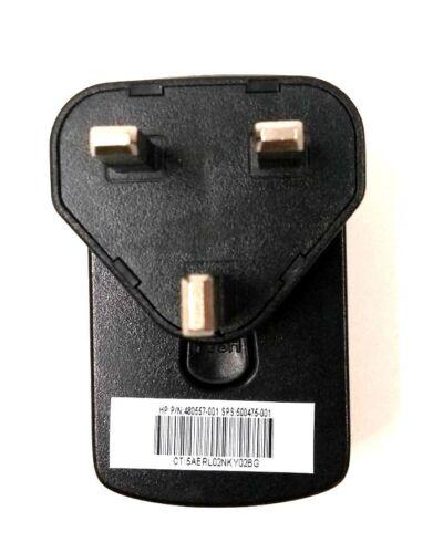 Universal Travel Ac Mains Charger Adapter Plug PSB05R-050Q Black