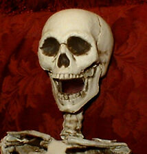"36"" Skeleton Ventriloquist Dummy puppet doll figure Halloween prop"