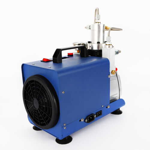 30MPa Electric Air Compressor Pump High Pressure System Auto Shut Off Yong Heng