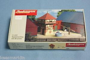 Auhagen-11-410-Dovecote-and-Fountain-Un-build-KIT-HO