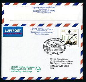 67596-LH-FF-Koeln-Los-Angeles-USA-7-3-2002-Zudruck-GAU-Doppelnominale