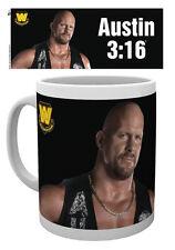 WWE LEGEND STONE COLD STEVE AUSTIN MUG NEW GIFT BOXED 100% OFFICIAL MERCHANDISE