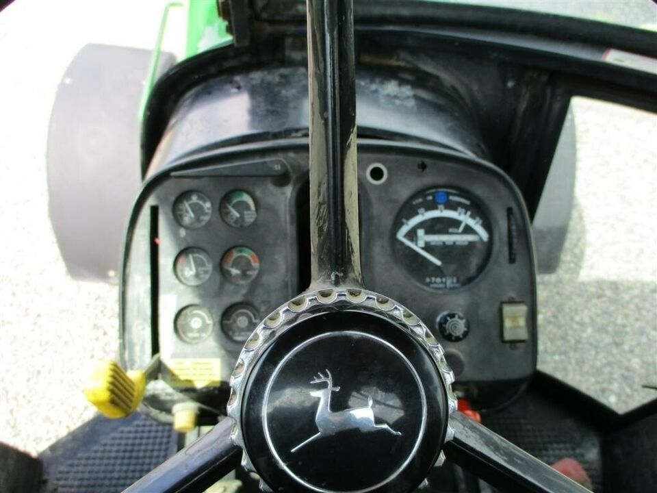 John Deere, 4640 HAN traktor, timer 8701