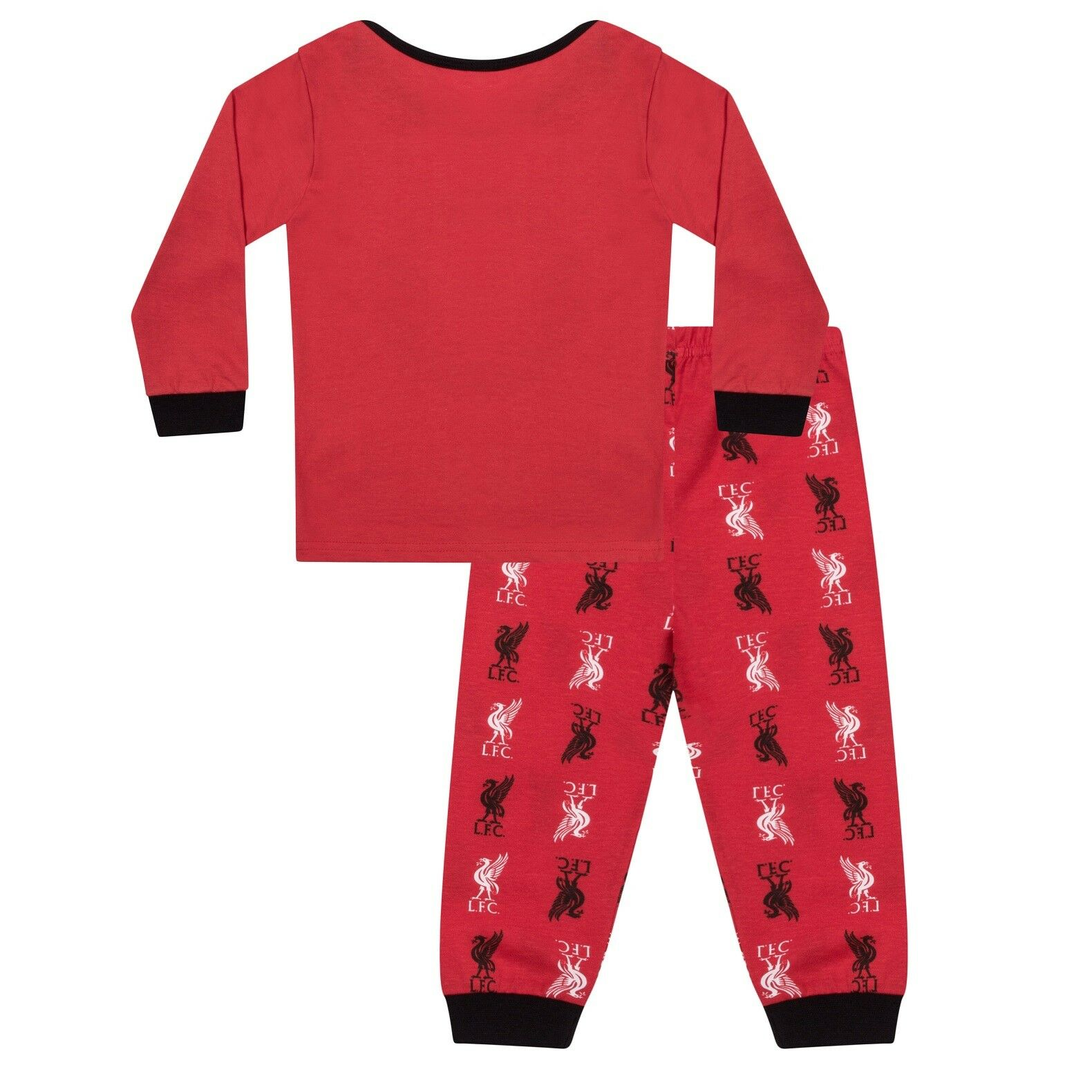 31042094a5be LFC Liverpool Football Club Offical Baby PJs Pyjamas 6-9 Months for ...