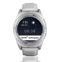 Bluetooth GSM Smart Wrist Watch Touch Screen Phone + Camera SIM Card For Android