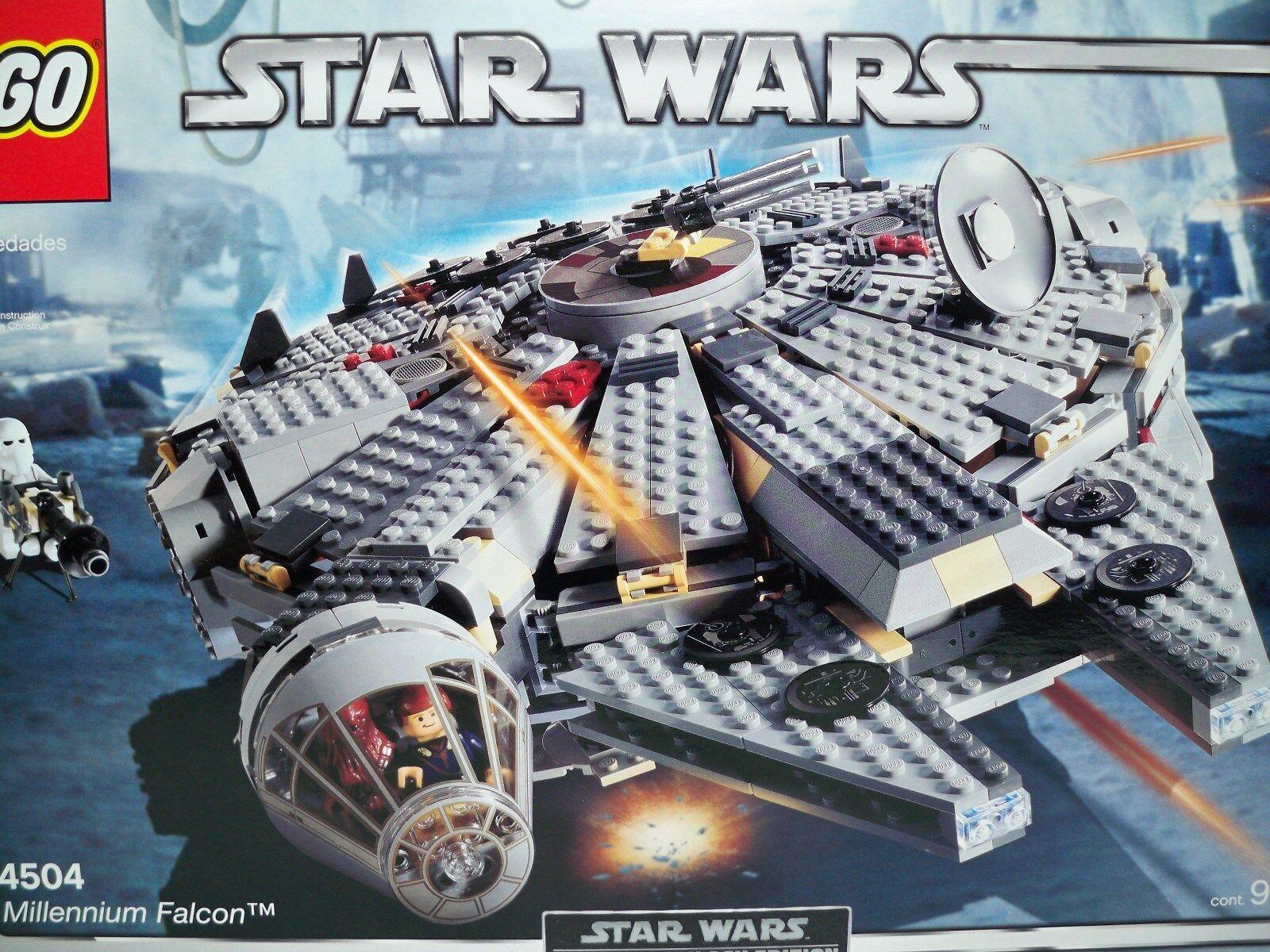 D0559692 MILLENNIUM FALCON LEGO MINT IN SEALED BOX MISB ORIGINAL STAR WARS