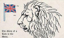WW1 ERA PATRIOTIC UNION JACK AUSTRALIA CANADA NEW ZEALAND ETC NEW A4 SIZE PRINT