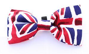 Union-Jack-Dicky-Bow-Tie-MEDIUM-for-Puppy-Dog-Cat-PPB