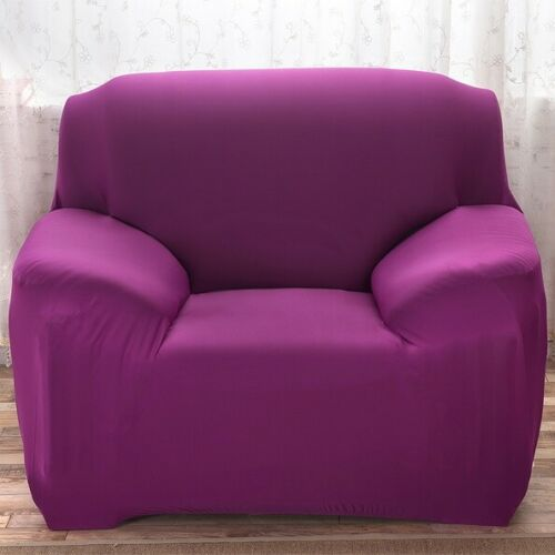 1 2 3 4 Seater Slipcover Sofa Covers Spandex Stretch Couch Furniture Protector
