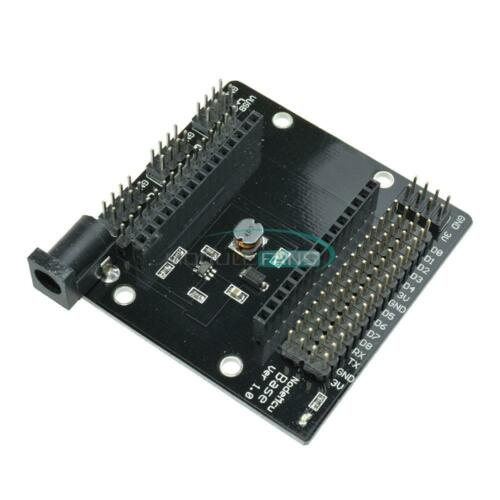 NodeMcu Base ESP8266 Interface Testing DIY Breadboard Plate NEU New