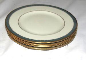 Lenox-Patriot-FOUR-6-3-8-034-Bread-Plates