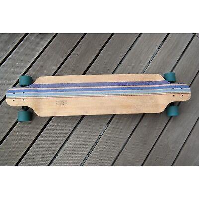 Hudora Longboard Black´s Beach Skateboard