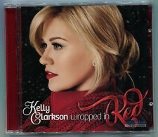 Wrapped in Red by Kelly Clarkson (CD, Oct-2013, RCA) NEW & SEALED