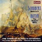 Schubert Messe In G/Haydn von Choir Of St.Paul's Cathedral (1999)