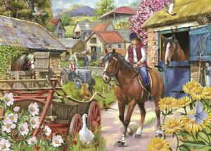 The House Of Puzzles - 1000 PIECE JIGSAW PUZZLE - Stepping Out