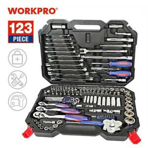 WORKPRO-Tool-Set-Hand-Tools-for-Car-Repair-Ratchet-Spanner-Wrench-Socket-Set-Pro