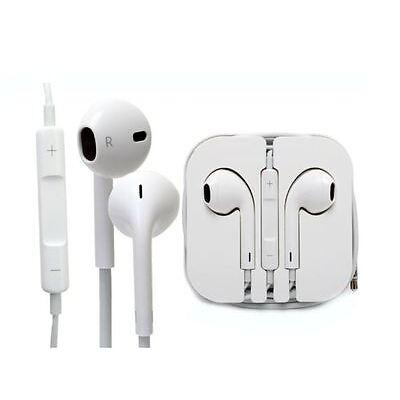 Earphone Headphone with volume control+mic 3.5mm Jack