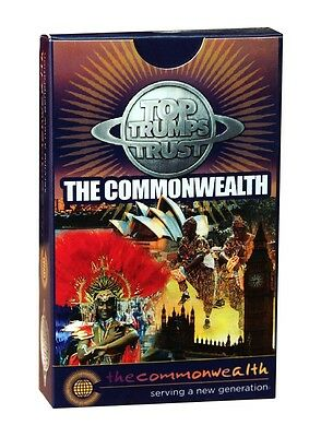 Top Trumps - The Commonwealth