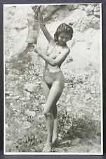 EROTIC NUDE Female Photo Erotismo vintage nudo erotico foto nude donna (i-5123