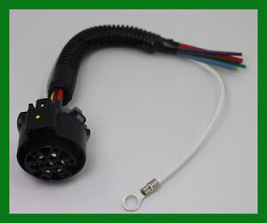 oem trailer plug wiring harness bare wire to oe connector 47214 image is loading oem trailer plug wiring harness bare wire to