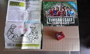 TIMBRASSALT-CAMPIONATO-2011-12-BOJAN-TIMBRO-FIRMA-mini-POSTER-GAZZ-DELLO-SPORT